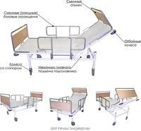 Кровать функциональная М182